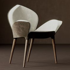 Be amazed and inspired by these luxurious and inspirational Dining chairs curated by Alma de Luce. Give to your dining a touch of elegance and sophistication. Poseidon Dining Chair by Alma de Luce. Luxury Dining Chair, Wooden Dining Chairs, Luxury Chairs, Contemporary Dining Chairs, Leather Dining Chairs, Dining Arm Chair, Dining Room Chairs, Luxury Furniture, Furniture Design