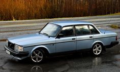 Ten Best Swedish Cars Ever Made - 10. Volvo 240