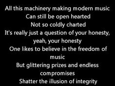 Rush-The Spirit Of Radio (Lyrics)