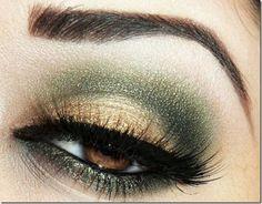 brown eyes makeup 109