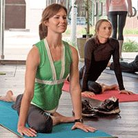 Pair yoga with running to get stronger, sharper, and less injury-prone