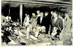 Aboard the Italian liner 'Marconi' from Italy to Australia 1965