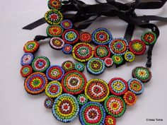 Necklaces by Crissa Toma