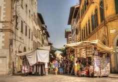 San Lorenzo Street Market, Florence | by robin denton