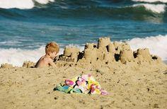 Sandcastles are just waiting to be built!  Sandbridge Beach - Virginia Beach, VA - Siebert Realty
