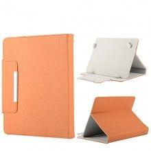 Funda Tablet 10 Pulgadas Magnetico - Stand Naranja  S/. 39.22