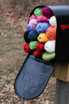 & Unique Present Ideas And Gifts For Alpaca Lovers now thats what i would love to find in my post box tomorrow , woolly wishes Postednow thats what i would love to find in my post box tomorrow , woolly wishes Posted Knitting Quotes, Knitting Humor, Crochet Humor, Knitting Yarn, Knitting Needles, Crochet Yarn, Crochet Stitches, Dishcloth Crochet, Crochet Throws