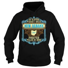 New Albany in Ohio T Shirts, Hoodies. Check price ==► https://www.sunfrog.com/States/New-Albany-in-Ohio-Black-Hoodie.html?41382 $39.95