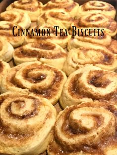 My great grandma's cinnamon tea biscuits are an amazing family recipe passed on through the generations that is sure to become any family's favourite Cinnamon Biscuits, Cinnamon Tea, Baking Soda Biscuits, Baking Recipes, Bread Recipes, Dessert Recipes, Donut Recipes, Cookie Recipes, Baking Stone
