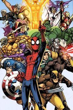 Spider Man The Secret Wars 1 Iphone Wallpaper Download Mr Marvel
