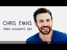 Chris Evans funny moments 2014 - YouTube- YOU HAVE TO WATCH THIS IF UR A CHRIS EVANS FAN !! its so funny :)