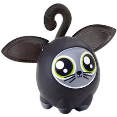 Fijit Friends Newbies Halloween Cat Figure