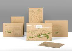 Pirrip Press screenprinted wedding invitations Italy Olive and White.jpg