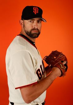 Pitcher Jeremy Affeldt #41 of the San Francisco Giants poses for a portrait during spring training photo day at Scottsdale Stadium on February 27, 2015 in Scottsdale, Arizona. (February 26, 2015 - Source: Christian Petersen/Getty Images North America)