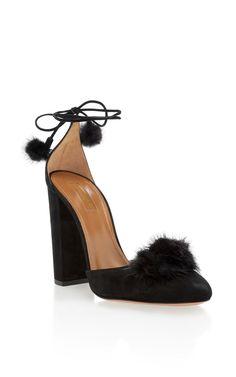 d4ef7591f1f7 AQUAZZURA Wild Russian Pump.  aquazzura  shoes  pumps Closed Toe Shoes