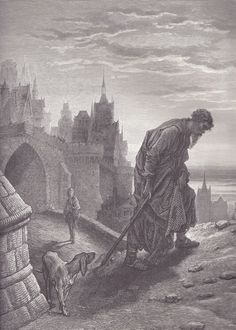Illustration by Gustave Dore from The Rime of The Ancient Mariner