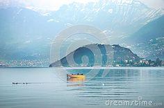Lago Iseo - Monte Isola - #brescia #montisola #sellphotos #buypictures #italy #travel #cheap
