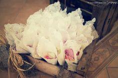 Ideas para una boda rústico-vintage by Siropedeideas. Wedding. Bouquet. http://siropedeideas.blogspot.com.es/