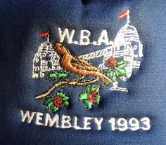 West Bromwich Albion 1993 Wembley Play Off Final Embroidered Cap