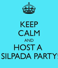 KEEP CALM AND HOST A   SILPADA PARTY! Contact me! www.mysilpada.com/terrie.hardin