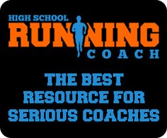 High School Running Coach