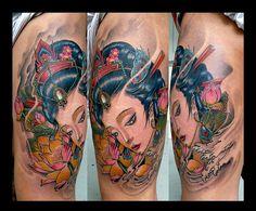 #tattoo by Ael Lim