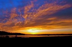 Stage Harbor Sunset