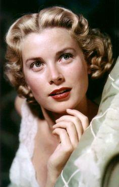 Grace Kelly, natural beauty.
