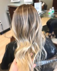 icy blonde balayage by brandie hayes  #atlhairstylist #atlsalon #atlhair #gahairstylist #buckheadstylist #buckheadsalon #buckheadhair #blondebalayage #hair #modernsalon #behindthechair #btcpics #hairbrained #beautylaunchpad #americansalon #stylistshopconnect #nothingbutpixies #guytang #sunkissed #balayage #hairpainting #hairgoals #balayageombre #fallhair #imallaboutdahair #mastersofbalayage #thatsdarling #licensedtocreate #hairtalk #balayagespecialist