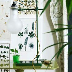 ¡Verde que te quiero verde en el salón! | Decorar tu casa es facilisimo.com