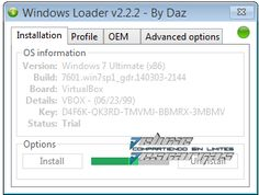 descargar windows loader para activar windows 7 ultimate