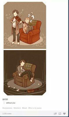 :( This is so sad and I shouldn't cry but I can't stop.
