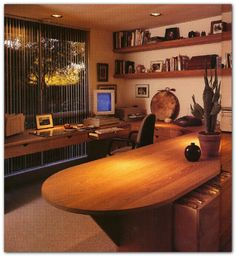 1995 HOME OFFICE IDEAS planning electronics furniture lighting workstations +