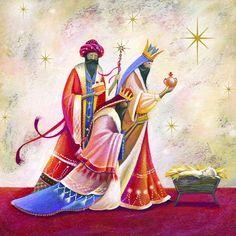 Tarjetas y postales con imágenes para desear feliz día de reyes magos | Ideas imágenes