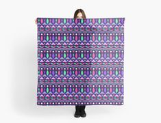 Buy 'Neon geometric pattern' by mrhighsky as a Graphic T-Shirt, Women's Chiffon Top, Contrast Tank, Graphic T-Shirt Dress, A-Line Dress, iPhone Case/Skin, iPhone Wallet, Case/Skin for Samsung Galaxy, Throw Pillow, Floor Pillow, Tote Bag, S...