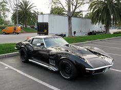 1969 Chevrolet Corvette Stingray front 3q | Flickr - Photo Sharing!