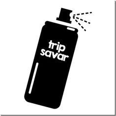 Trip Savar Kendin Tasarla - HDF Magnet 8x8cm