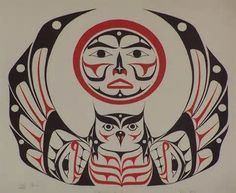 Pacific Northwest Tlingit Art - Yahoo Image Search Results