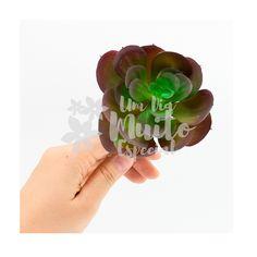 10 Suculenta Artificial com Caule 20cm