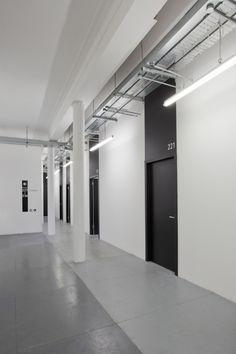 Southblock Lobby Design, Hall Design, Signage Design, Wayfinding Signage, Commercial Interior Design, Commercial Interiors, Apartment Interior, Interior Walls, Hotel Corridor