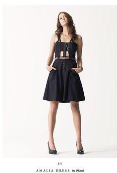 Mayle Amalia dress