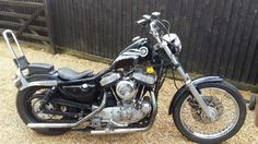 1990 Harley davidson xlh sportster 883   #1990 #883 #Harley-Davidson #Sportster #XLH