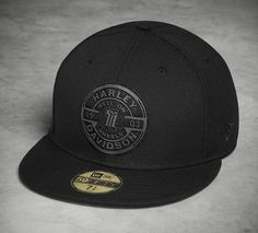 Fired up? The Hell on Wheels 59FIFTY Cap is the hottest lid going. Thanks to our friends at New Era, this men's baseball cap represents the classic 59FIFTYsilhouette with fitted, structured style and the sleek, flat visor. Graphics are low-key. A tonal Hell On Wheels high-density patch marks the front, and a simple embroidered Bar & Shield logo on back.