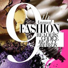 Beauty awards inspiration