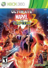 Ultimate Marvel vs Capcom XBOX 360