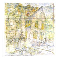 The Wind Rises Roman Album Extra Art Book - Anime Books Wind Rises, Plane Design, Hayao Miyazaki, Studio Ghibli, Storyboard, Art Reference, Book Art, Roman, Vintage World Maps