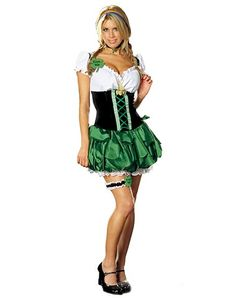 Good Luck Charm Adult Costume