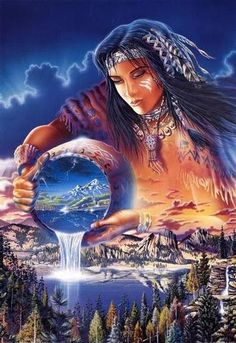 Native American, Great Spirit Blessings - Google Search