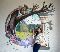 Trik seni yang membawa kamu hanyut ke dalam suasana - Best of Wallpapers for Andriod and ios Download Art, Gratis Download, Full Hd 4k, Bedroom Decor, Wall Decor, Most Beautiful Wallpaper, Great Backgrounds, Fuchsia, Background Images