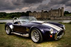 Shelby AC Cobra. Best. Car. Ever.